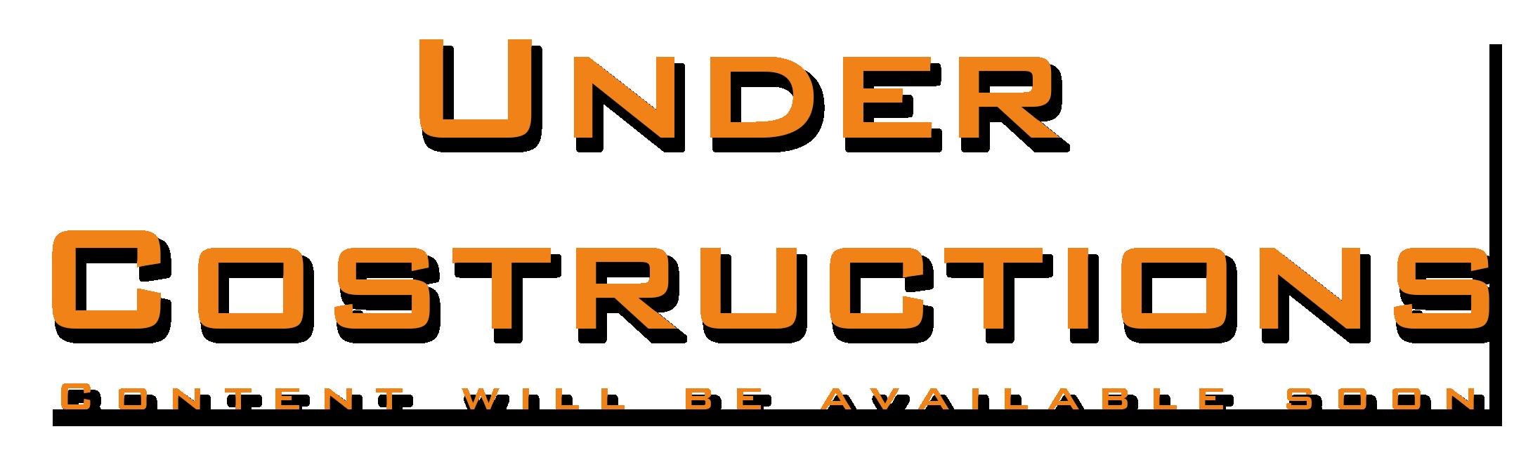 under-costruction